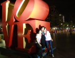 Love Bug at Taipei 101 with Hasina, Nighat and Ritika