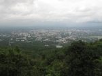 Chiang Mai up above