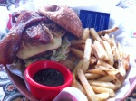 Southern Smokehouse Bacon Big Mouth Burger
