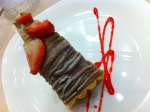 Strawberry Mont-Blanc