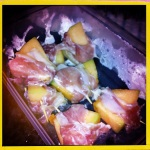 Sweet Melon with Prosciutto di Parma