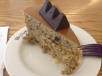Toblerone Cheesecake | Coffee Bean and Tea Leaf