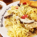 Chicken-Mushroom Pasta | Coffee Bean and Tea Leaf