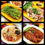 Thai-Chinese Night at Marina HK @ Siam Square