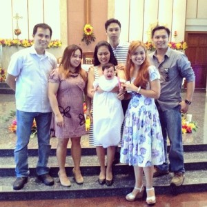 The Godparents and Jian's 'tears of joy' LOL